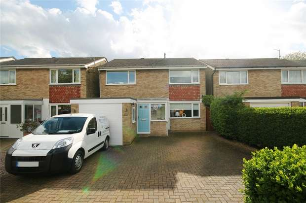 4 Bedrooms Detached House for sale in Stokesay Close, Bedford