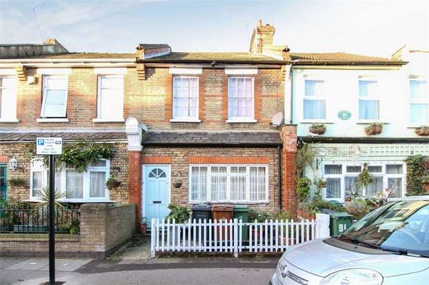 2 Bedrooms Terraced House for sale in St Johns Road, Walthamstow, London