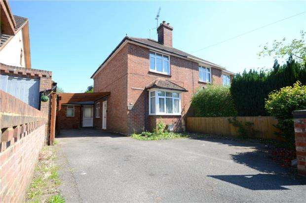 2 Bedrooms Semi Detached House for sale in Park Road, Sandhurst, Berkshire