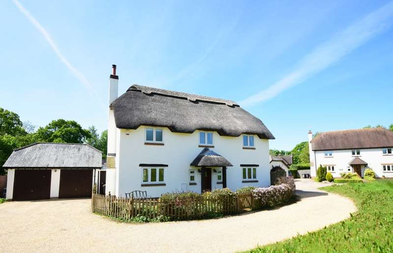 4 Bedrooms Detached House for sale in Bloxworth