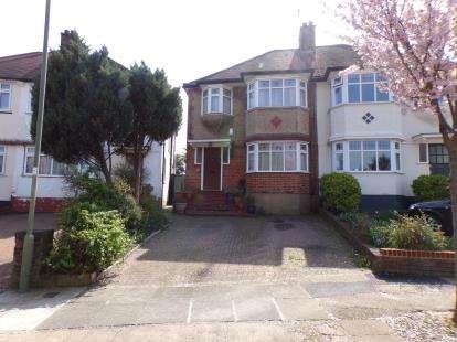 3 Bedrooms Semi Detached House for sale in Addington Drive, London