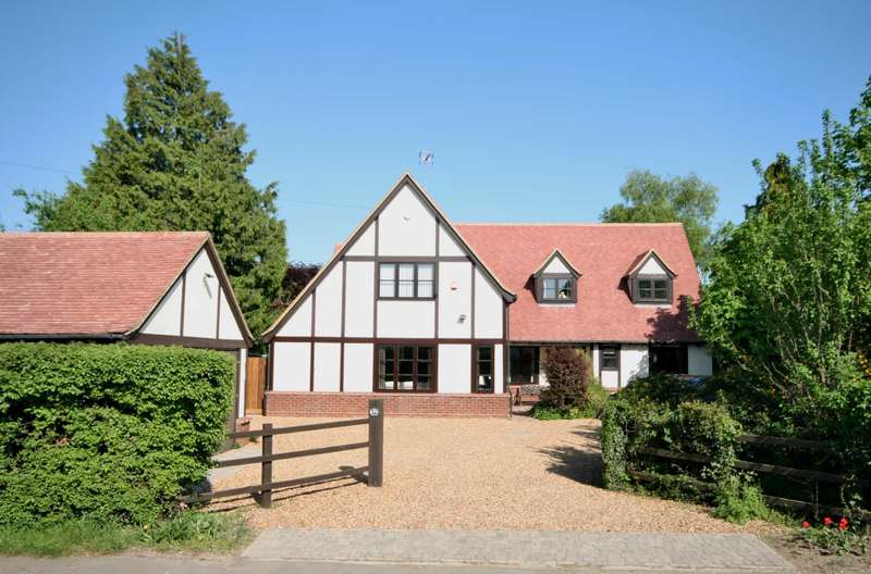 5 Bedrooms Detached House for sale in Eaton Bray