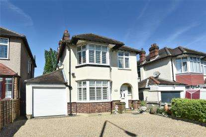 3 Bedrooms Detached House for sale in Green Lane, London