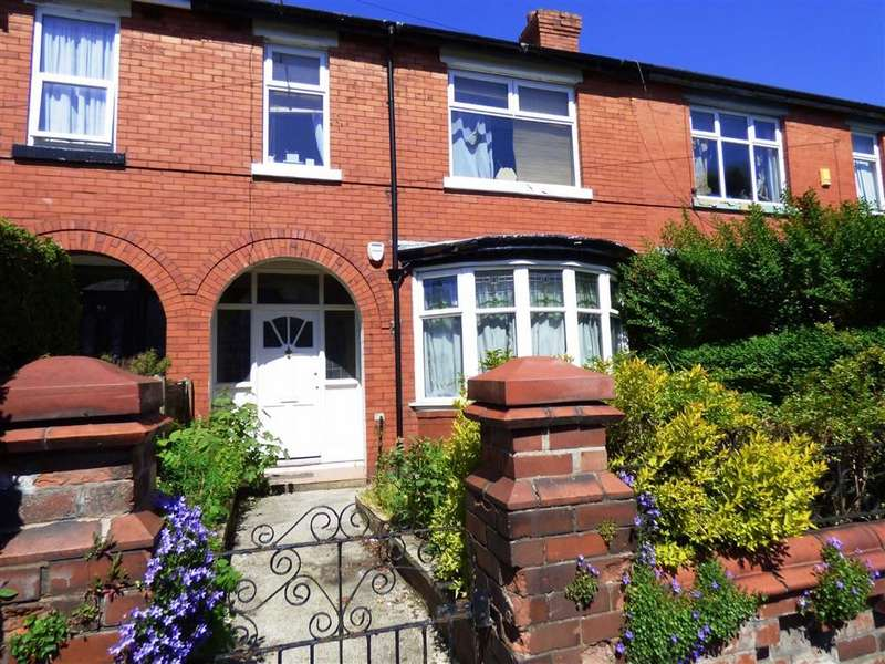 3 Bedrooms Terraced House for sale in Old Moat Lane, Withington, Manchester, M20