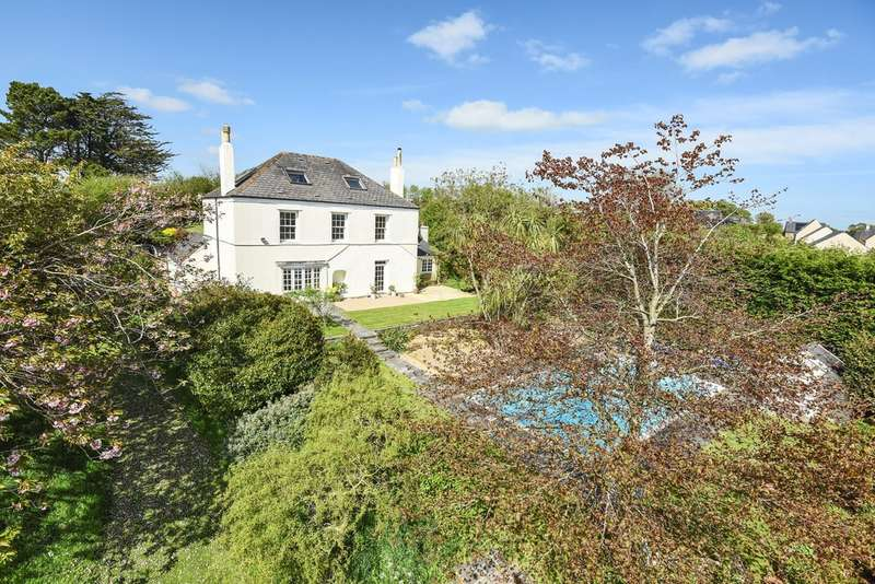 6 Bedrooms Detached House for sale in Lodge Lane, Brixton, Plymouth