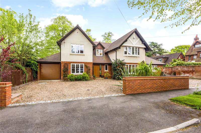 4 Bedrooms Detached House for sale in East Road, Maidenhead, Berkshire, SL6