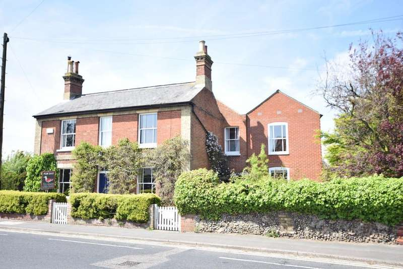 5 Bedrooms Detached House for sale in High Street, Kessingland