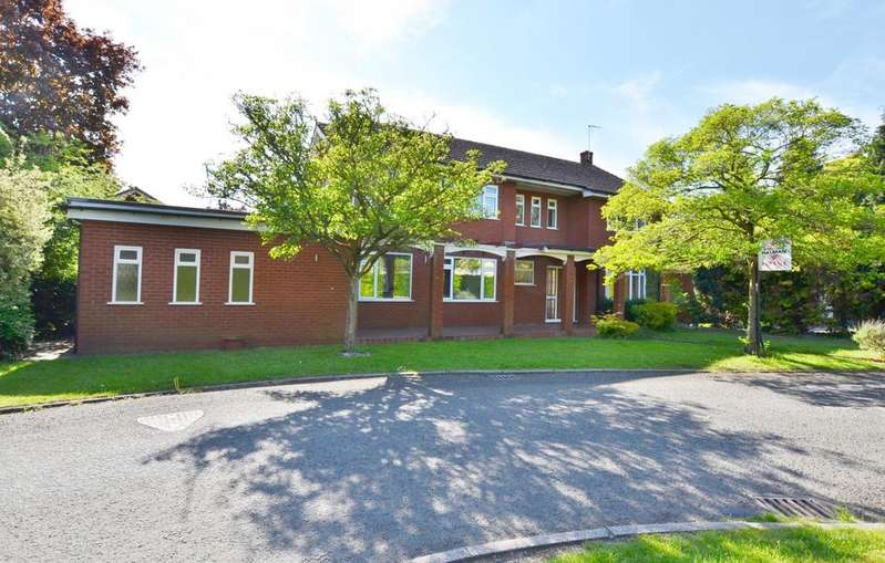 4 Bedrooms Detached House for sale in The Milling Field, Holmes Chapel