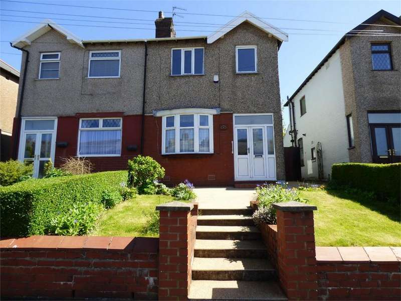 3 Bedrooms Semi Detached House for sale in Brownhill Road, BLACKBURN, Lancashire