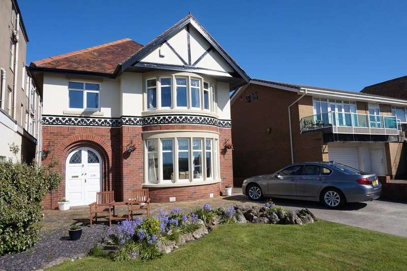 5 Bedrooms Detached House for sale in Queens Promemade Bispham