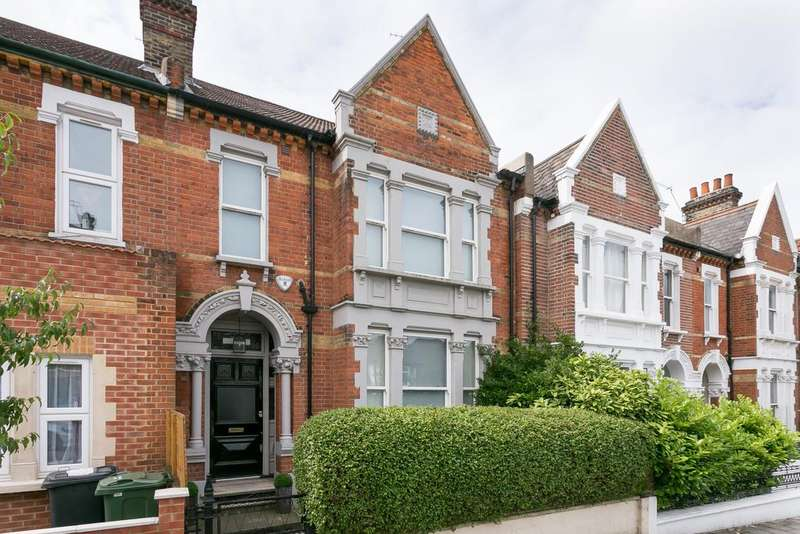 4 Bedrooms Terraced House for sale in Mount Ephraim Road, Streatham Hill