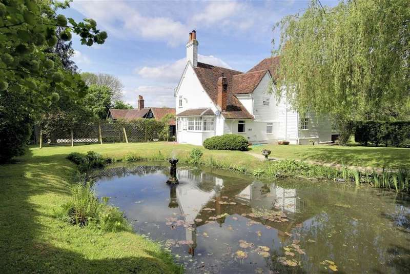 3 Bedrooms Detached House for sale in Epping Long Green, Epping Green, Essex