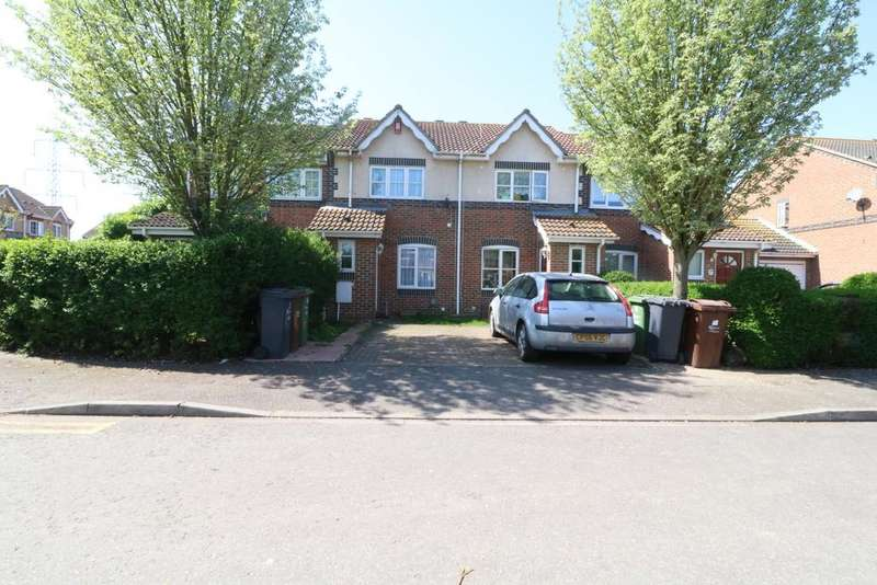 2 Bedrooms Terraced House for sale in Sovereign Road, Barking, London IG11