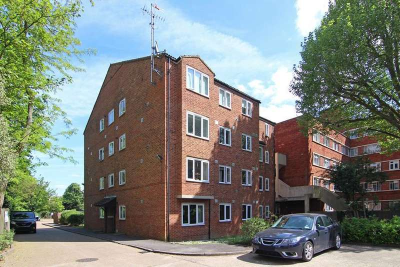 1 Bedroom Flat for sale in Isis Close, London
