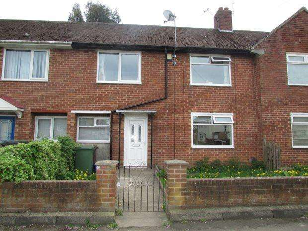 3 Bedrooms Terraced House for sale in CAMPBELL ROAD, ROSSMERE, HARTLEPOOL