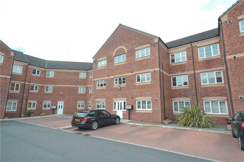 2 Bedrooms Apartment Flat for sale in Rockingham Court, Acklam, Middlesbrough