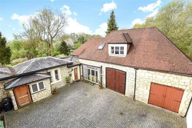 4 Bedrooms Cottage House for sale in Station Road, Betchworth, Surrey, RH3