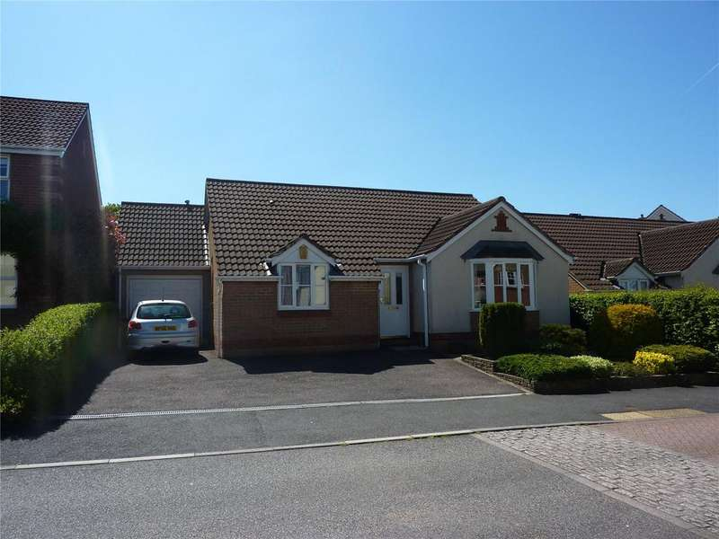 2 Bedrooms Bungalow for rent in Glanvill Way, Honiton, Devon, EX14