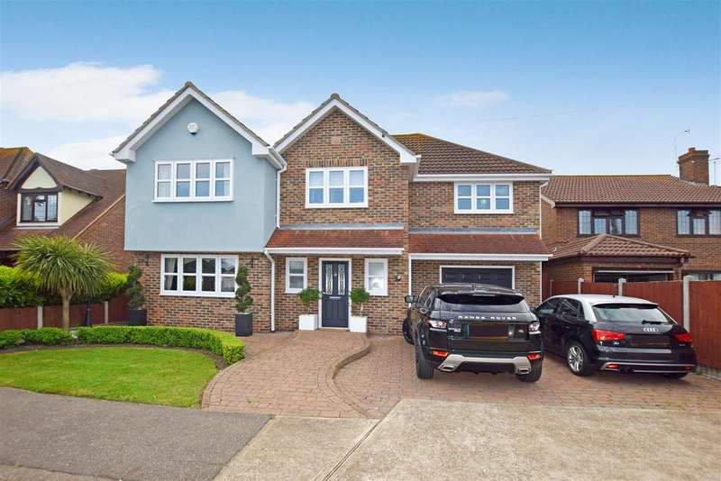4 Bedrooms House for sale in San Remo Road, Canvey Island