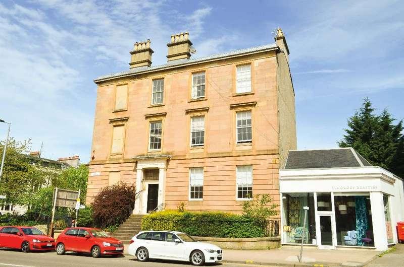 1 Bedroom Flat for sale in Great Western Road, Flat B1, Woodlands, Glasgow, G4 9HT
