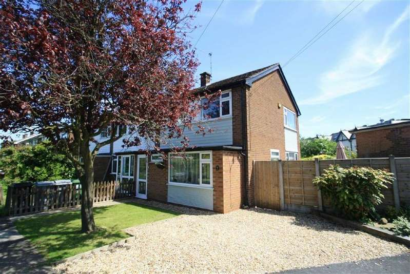 3 Bedrooms End Of Terrace House for sale in Cumber Drive, Wilmslow