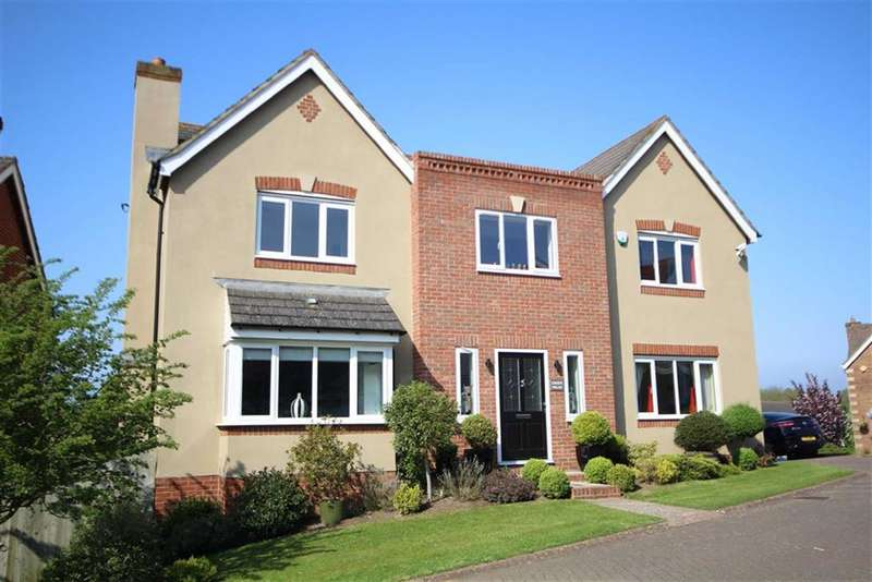 4 Bedrooms Detached House for sale in Field Rise, Old Town, Swindon