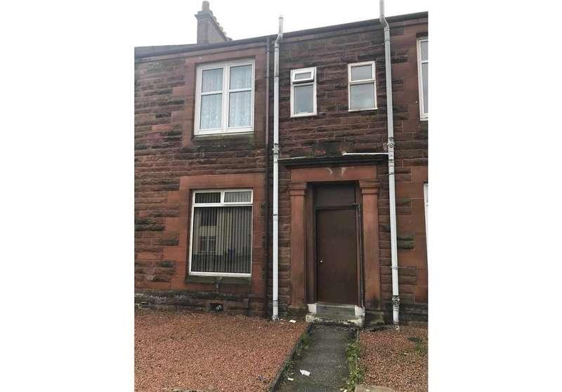 2 Bedrooms Apartment Flat for sale in Bonnyton Road, Kilmarnock