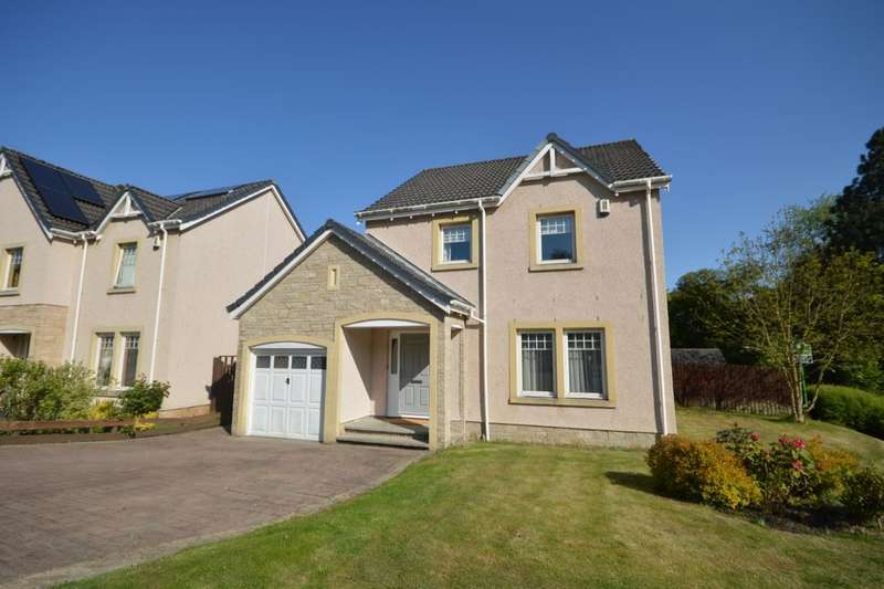 4 Bedrooms Detached House for sale in Adia Road, Torryburn, Dunfermline, KY12