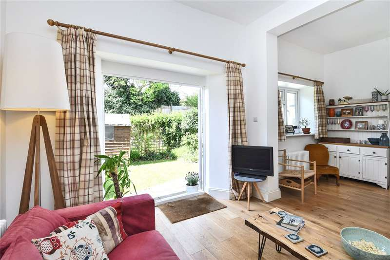 2 Bedrooms Flat for sale in South Road Redland Bristol BS6