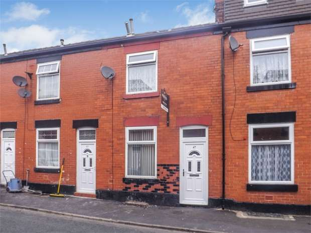 3 Bedrooms Terraced House for sale in Oswald Street, Rochdale, Lancashire