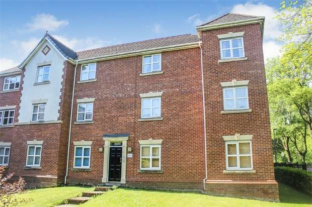 2 Bedrooms Flat for sale in 73 Greenwood Road, Wythenshawe, Manchester