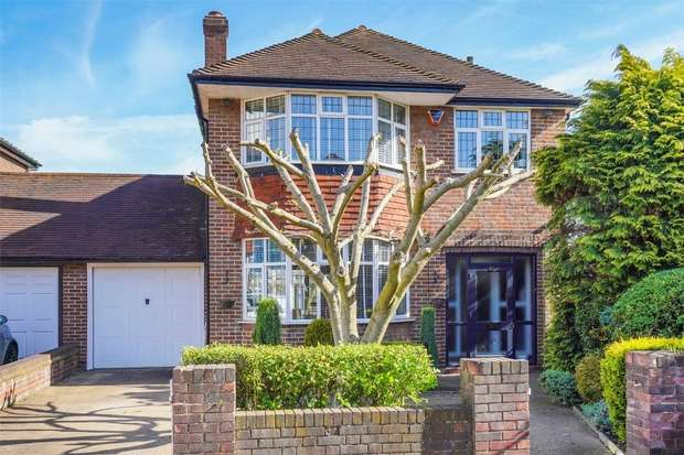 4 Bedrooms Detached House for sale in St Marys Avenue North, Southall, Middlesex