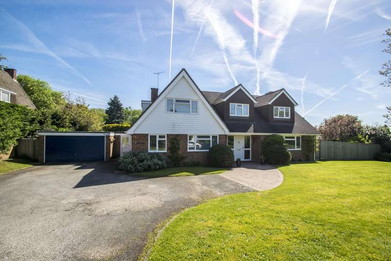 5 Bedrooms Detached House for sale in Orchard Coombe, Whitchurch Hill, Reading, RG8