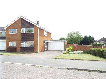 4 Bedrooms Detached House for sale in Winton Close, Luton, Bedfordshire