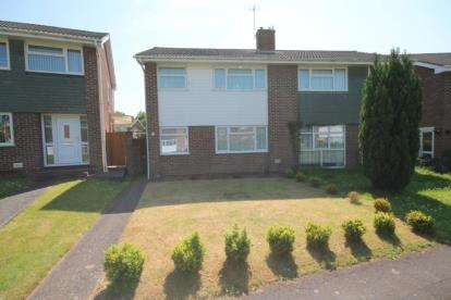 3 Bedrooms Semi Detached House for sale in Finch Road, Chipping Sodbury, Bristol, Gloucestershire