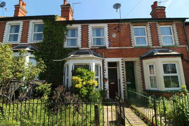 3 Bedrooms Terraced House for sale in Hagley Road, Reading