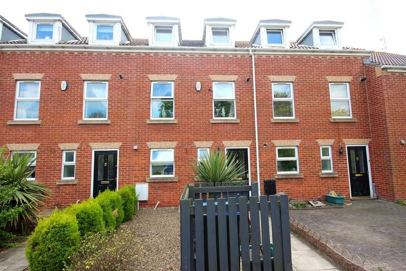 3 Bedrooms Town House for sale in Cochrane Mews, Ushaw Moor, Durham