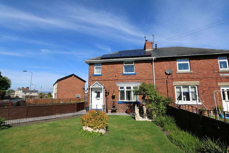 3 Bedrooms Semi Detached House for sale in Leeholme Road, Leeholme, Bishop Auckland, Durham, DL14 8HH