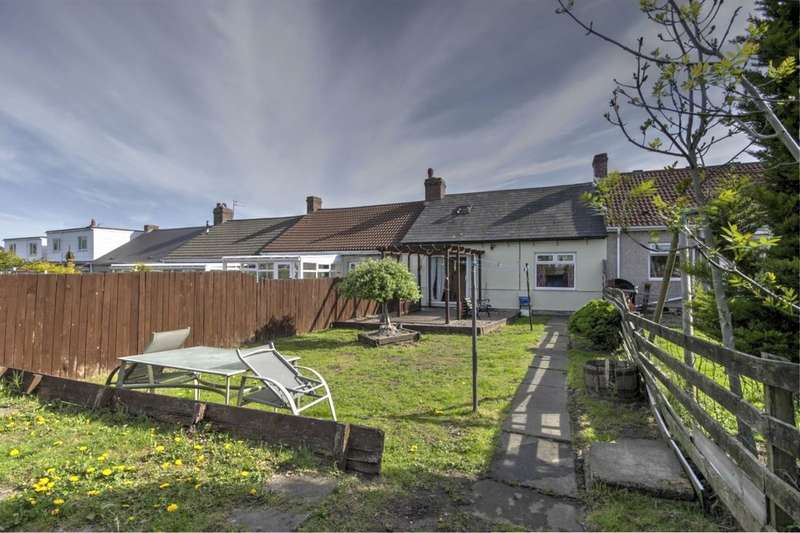 1 Bedroom Bungalow for sale in Third Street Watling Street Bungalows, Leadgate, Consett, DH8