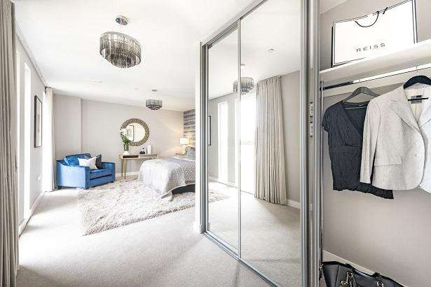 2 Bedrooms Flat for sale in VIDA London, Trinity Way, East Acton