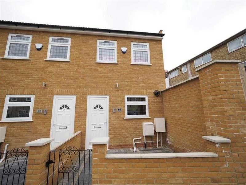 2 Bedrooms End Of Terrace House for sale in Speranza Street, Plumstead, London, SE18