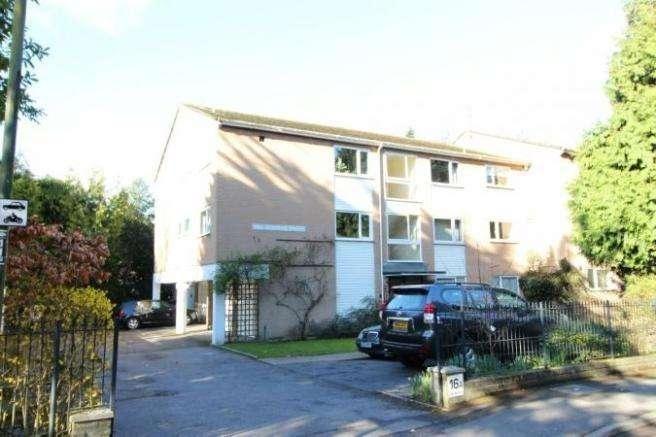 2 Bedrooms Flat for sale in Dean Park Road , Dean Park,