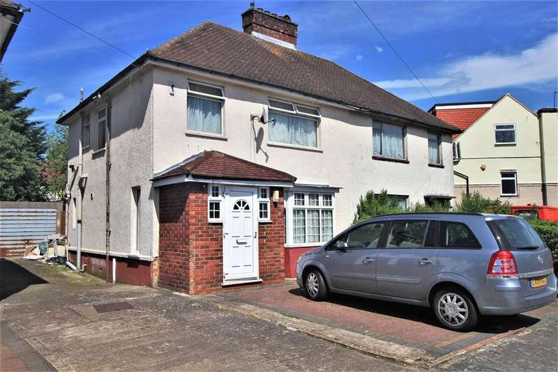 4 Bedrooms Semi Detached House for sale in Brookfield Crescent, London