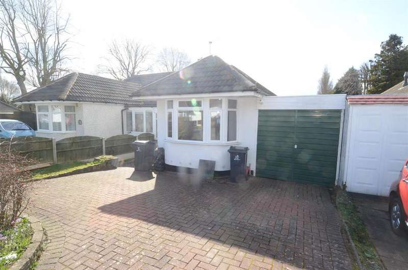 2 Bedrooms Semi Detached Bungalow for sale in Heathland Avenue, Hodge Hill, Birmingham