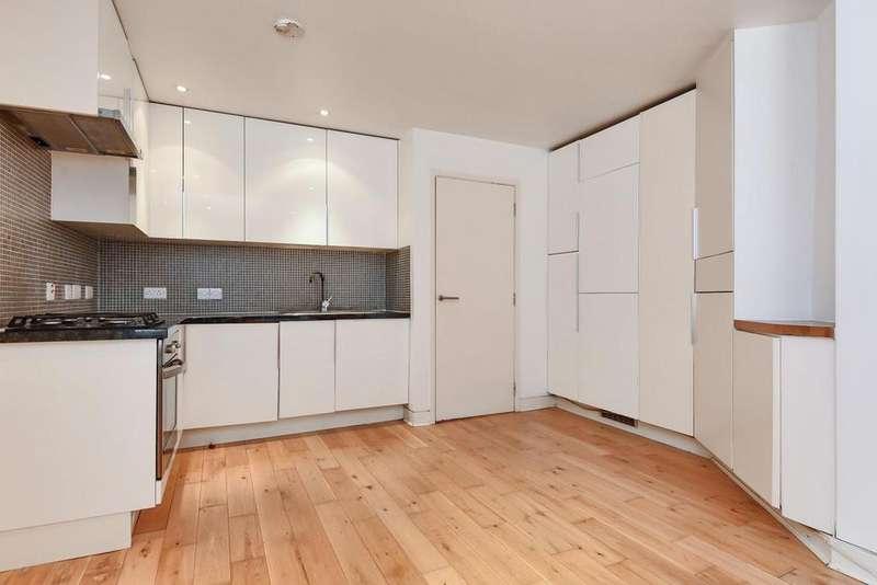1 Bedroom Flat for sale in Cadmus Close, Clapham