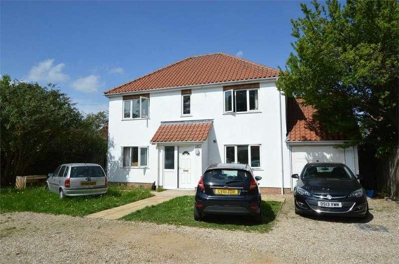 6 Bedrooms Semi Detached House for sale in Larkman Lane, Norwich