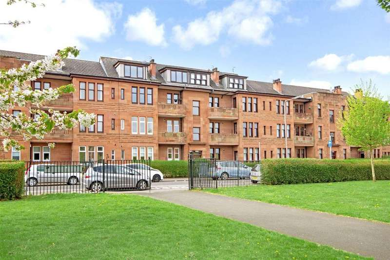 2 Bedrooms Flat for sale in 1/1, 15 Orchy Street, Cathcart, Glasgow, G44