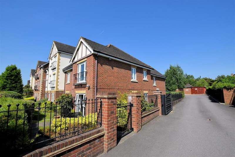 2 Bedrooms Retirement Property for sale in Bath Road, Calcot, Reading