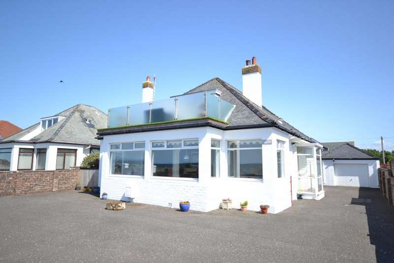 2 Bedrooms Detached Bungalow for sale in 41 Seafield Drive, Ayr, KA7 4BJ