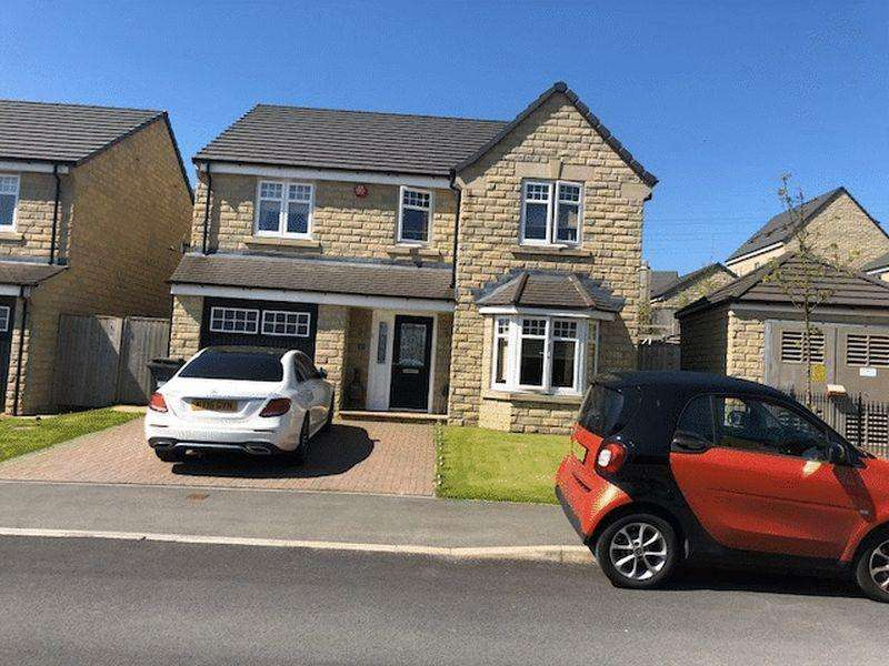 4 Bedrooms Detached House for sale in Wadsworth Fold, Huddersfield